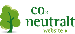 vise at vi er co2 neutral website