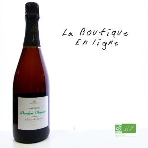 Champagne Durdon-Bouval Blanc de Blancs Nature Zéro Dosage